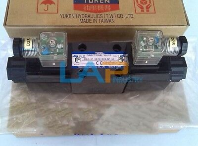 1PC New For YUKEN DSG-01-3C12-D24-N1-50 Solenoid Valves #ZMI