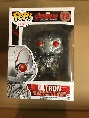 Funko Pop! Marvel Avengers Age Of Ultron Vision 71