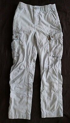 Polo Ralph Lauren Size 7 Boys Cargo Pants Adjustable Waist