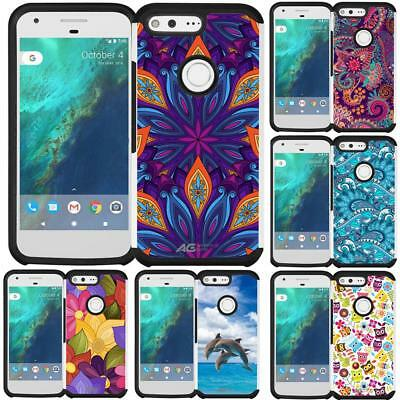 Slim Hybrid Armor Case Dual Layer Phone Cover for iPhone 5 iPhone 5S iPhone SE