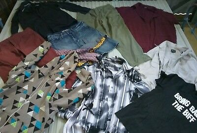 mens bulk clothes **size large
