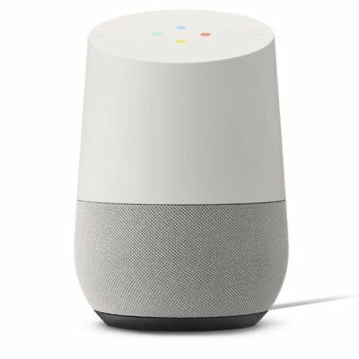 Google Home Smart Speaker Personal Assistant Voice Activate echo Music FREE SHIP