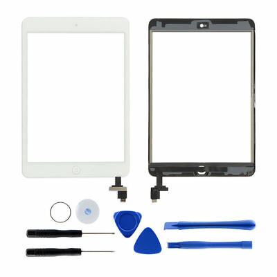 Touch Screen Digitizer Replacement For Apple iPad 2/3/4/ & Mini - Black/White
