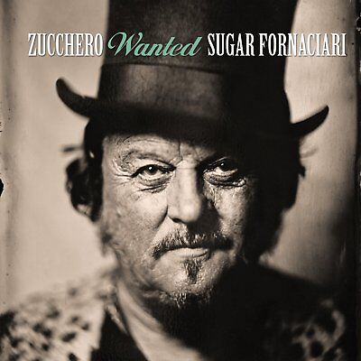 ZUCCHERO - Wanted - The Best Collection (3 CD + DVD) NOVITA' NUOVO