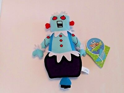 The Jetsons, Rosie The Robot Maid Plush. 2012 Toy Factory 9 1/2 Inches