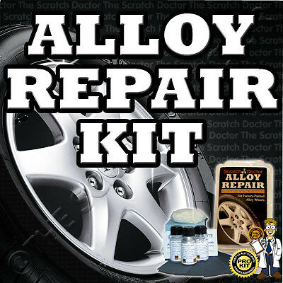 Alloy Wheel & Rim Scuffs and Scrapes Repair Kit.. NEW!