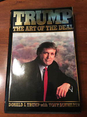 Trump the art of the deal by donald trump first edition 1987 1987 art of the deal one of a kind first edition signed by donald and ivana fandeluxe Choice Image