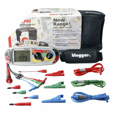 Megger MFT1731-BS Multifunction Tester - CALIBRATED