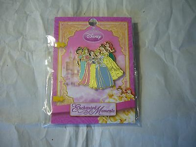 Disney Princess Enchanted Moments Collectors Pin - Ariel Belle Jasmin Cinderella