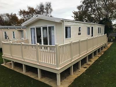 2018 Willerby Avonmore 38X12 Brand New Sited And Connected For Immediate Sale