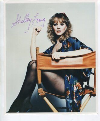 cheers SHELLEY LONG autograph HAND SIGNED  8659