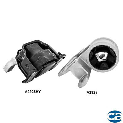 New For 2984 Trans Engine Motor Mount 1996-2000 Chrysler Dodge Plymouth AT