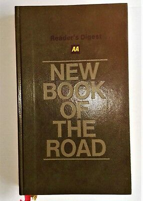 New Book Of The Road; Publisher Readers Digest with AA; Hardback; 1975