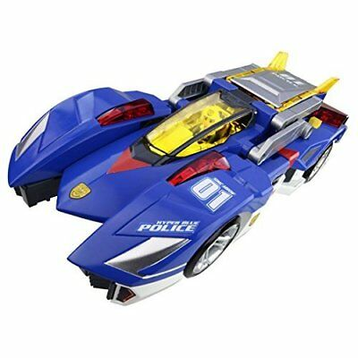 Tomica Hyper Sonic Arrow Blue Police 01 Japan Toy with Tracking