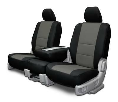 Custom Fit Seat Cover for Chevy Vega In Leatherette Front & Rear