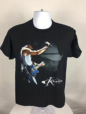 2006 Kenny Chesney Hillbilly Rock Star Tour Short Sleeve T-Shirt Size Medium