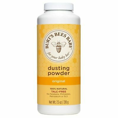 BURT'S BEES - Baby Bee Talc Free Dusting Powder - 7.5 oz. (210 g)
