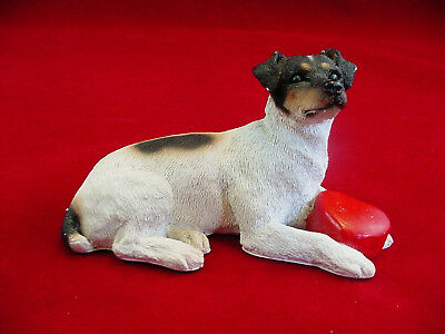 Jack Russell Painted By Charllott Smith