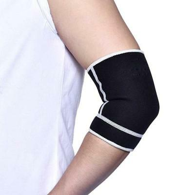 Elbow Support Neoprene Tennis Golf Arthritis Epicondylitis Pain Brace
