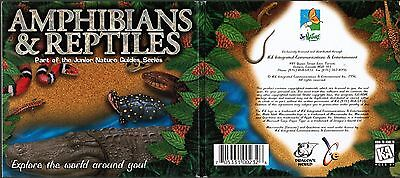 Amphibians & Reptiles (CD, PC or Macintosh) Junior Nature Guide Series