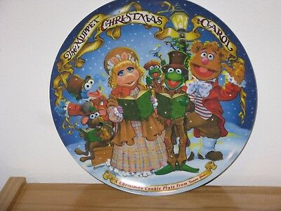 The Muppets Christmas Carol Cookie Plate from Duncan Hines