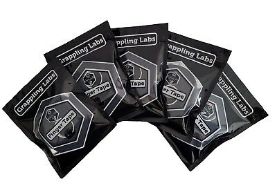 Grappling Labs 8mm Finger tape bundle 5 x Twin Packs