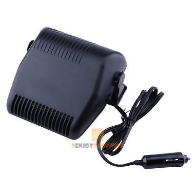 150W 12V Car Heating Cooling Fan Heater Defroster Demister Winter Summer JF#E