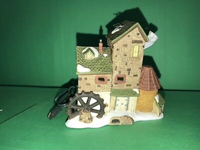 New Department 56 - Dickens' Village Mill 98766