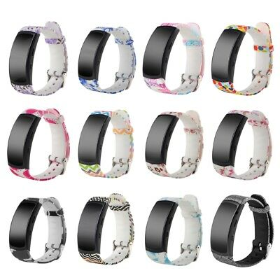 Fashion Sports Silicone Watchband Wrist Strap For Samsung Gear Fit 2 SM-R360 Pro