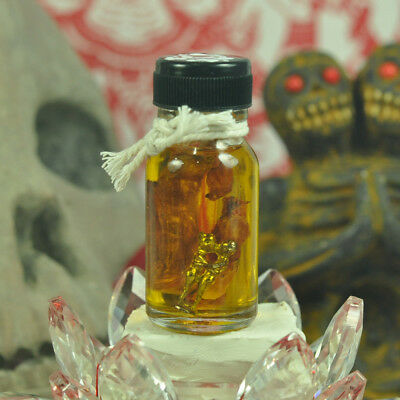 Herbal magic Nam Man Prai Love Potion Oil Charm sex Talisman Thai OCCULT Amulet
