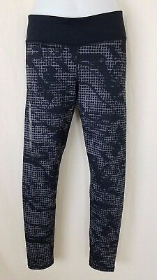 NEW Under Armour Heatgear womens Leggings NWT In Black/gray and Blue