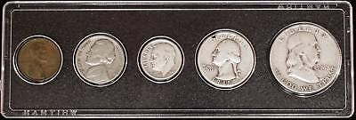 1948 USA 5 Piece Year Set, Birthday, Collectable