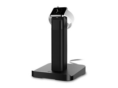 Griffin Technology - WatchStand Docking Station for Apple Watch- Black