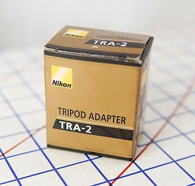 NiKON TRA-2 TRiPOD/MONOPOD ADAPTER Binoculars adaptor Aculon/Action (see list)
