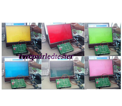 Panel Tester LED LCD Screen Test Tool Kit for TV Computer Laptop Repair