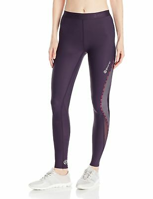 SKINS Women's DNAmic Compression Long Tights Haze X-Small New