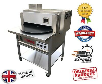 """COMMERCIAL AUTOMATIC TANDOOR OVEN/ ROTI NAAN MACHINE 30"""" DISK Stainless Steel"""