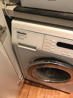 Miele front loader washing machine Honeycomb care W 5741