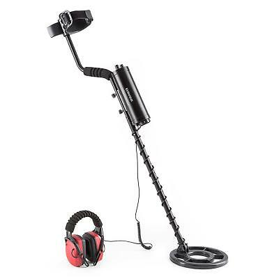 Metal Detector Filly Discriminating Proffessional Under Water Coil 3 M Headphone
