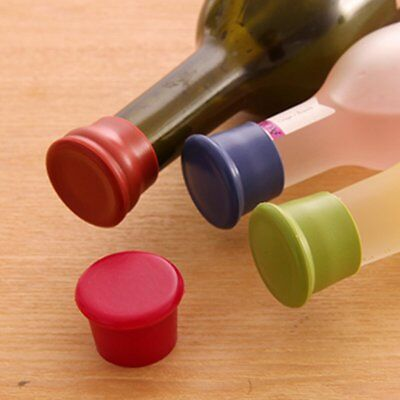 Reusable Silicone Bottle Caps Beer Cover Coke Soda Cola Lid Wine Saver Stopper