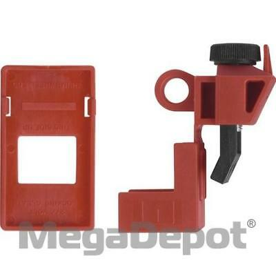 Abus E201, 00368 120/277V Clamp-On Lockout Breaker with Cleat
