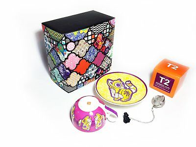 T2 tea Penny Possum cup and saucer Gift Box