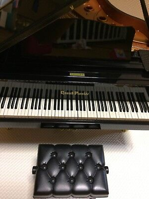 F/S USED Genuine SEGA TOYS Black Grand Pianist Automatic perfor 1/6 scale Japan
