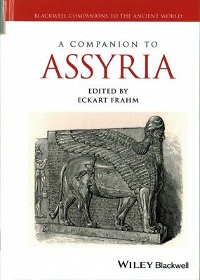 Companion to Assyria, Hardcover by Frahm, Eckart (EDT), ISBN 1444335936, ISBN...
