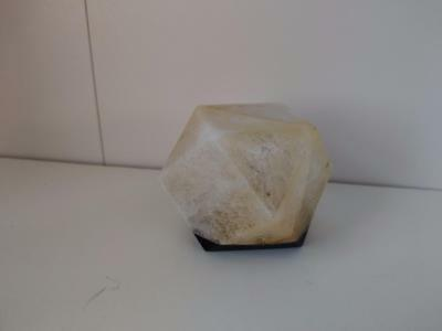 Cuboctahedron paperweight