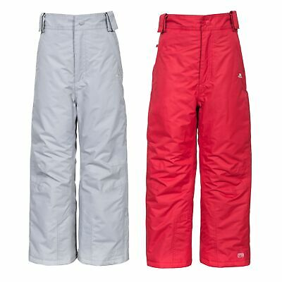 Trespass Boys Girls Ski Pants High Waisted Salopettes Kids 2-12 Years