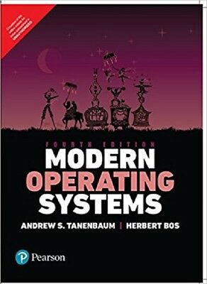Modern Operating Systems by Herbert Bos and Andrew S. Tanenbaum DHL SHIP