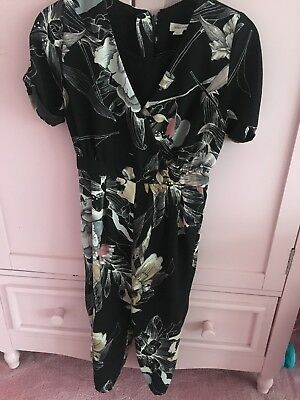 River Island Girls Jumpsuit Age 4