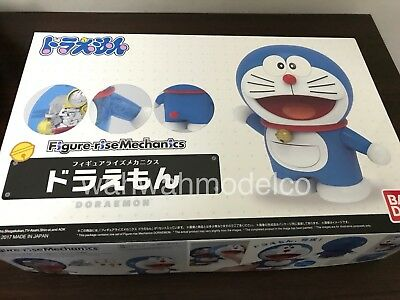 Bandai Figure-rise Mechanics Doraemon Plastic Model Kits