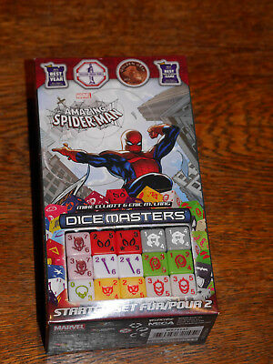 Dice Masters Amazing Spiderman Starter Set deutsch/französisch